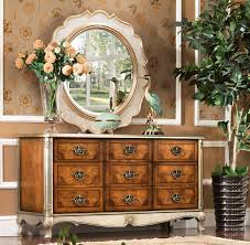 Baby Cache Heritage Dresser Chestnut by Dresser Savannah Collections