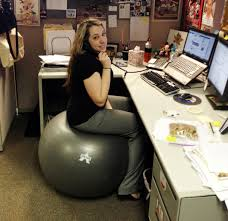 Stability Ball Desk Chair by Marvellous Design Yoga Ball Office Chair Yoga Ball Chair For