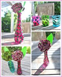 Projects For Tween Girls Life Fun Easy Crafts Tweens Vases Craft