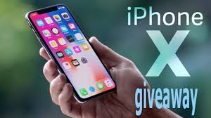 iPhone X Giveaway Enter To Win A iPhone 10 X Ends 1 1 18