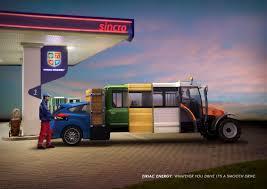 100 Truck And Bus Tiriac Energy Print Advert By RusuBortun The CarVan