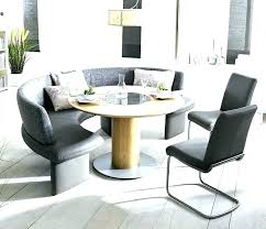 Corner Bench Table Set Dining With