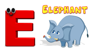 Phonics Letter E Learning Alphabets For Toddlers Kids Tv