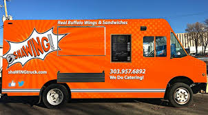 WNY Couple Starting Buffalo-inspired Food Truck In Denver – The ... Wongwayveg Fileshamrock Food Truck Union Station Denverjpg Wikimedia Commons Trucks Eater A Look At The King Of Wings Food Yelp Teal Taco Denver Roaming Hunger J Street The Commissary Og Burgers Get On Board Colorado Homes And Liftyles Co Participants Dine Trucks During Debate Fest Truck Bonanza Civic Center Eats Returns