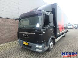100 Used Box Trucks For Sale By Owner MAN TGL 12 220 4X2 BL Euro 5 EEV Closed Box Trucks For Sale From The