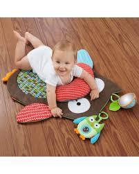 Skip Hop Floor Tiles Canada by Treetop Friends Tummytime Baby Mat Skiphop Com