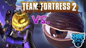 Halloween Spells Tf2 Outpost by Tf2 Halloween Boss Battle Showdown Monoculus Eyeball Vs