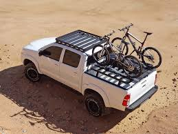 Toyota Hilux (2005-2015) Slimline II Roof Rack Kit - By Front ... Bodyarmor4x4com Off Road Vehicle Accsories Bumpers Roof Ford Ranger Pickup Truck 19982012 Smline Ii Load Bed Rack Gladiator Cargo Net Heavyduty Pickup T6 2012current Kit By Front 8 Best Tailgate Accsories And Carriers For Your Rt102 Cchannel Track Systems Stay Thule Podium Square Bar Fiberglass Pcamper Smittybilt Defender And Offroad Led Bars Install Dee Zee Invisarack Sharptruckcom Handmade My 2017 Ram 1500 I Trac Pro2 Adjustable