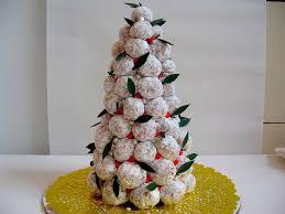 Saran Wrap Xmas Tree by Doughnut Hole Croquembouche Recipe Epicurious Com
