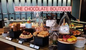 boutique cuisine the chocolate boutique shangri la foodie s journie