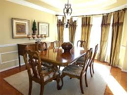 Dining Room Window Treatments Ideas Image Of Top Formal