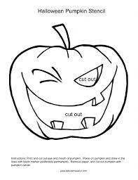 Penguin Halloween Pumpkin Stencil by Halloween Cut Outs Peeinn Com