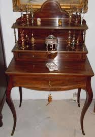 bureau bonheur du jour bureau said bonheur du jour napoleon era rosewood 3 anticswiss