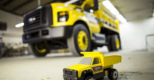 Ford Turns Its F-750 Into The Ultimate Tonka Dump Truck ... Find More Plastic Tonka Dump Truck Toy Box See Comments For 1984 51092 Stony Bros Cstruction 15 12 X 5 1 Custo M 1957 Tandem Axle Dump Truck The Is The Dynacrafts Mighty A Mighty Indeed Boston Herald Ford F750 Tinadhcom Any Collectors Redflagdealscom Forums Vintage Toys Cars Bottom Classic Walmartcom Lamp J Dooley Lamps Shades Pinterest Hydraulic Crank Operated Pressed Steel C