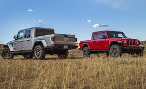2020 Jeep Gladiator Reviews | Jeep Gladiator Price, Photos, And ...