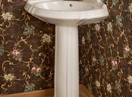 Kohler Bancroft Single Hole Pedestal Sink by Sink Single Hole Pedestal Sink Lovable Kohler Memoirs Pedestal