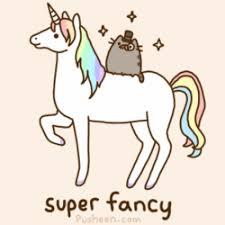 GIF Cat Rainbow Sparkle