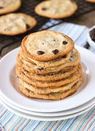 Bisquick Pumpkin Chocolate Chip Muffins by Thin And Chewy Chocolate Chip Cookies With Bisquick