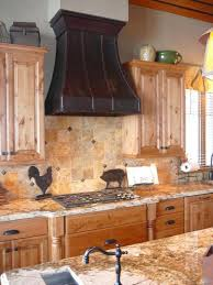 Custom Ventilation Hood From VentAHood Great Rustic Centerpiece For Any Kitchen