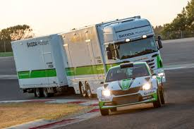 Big Brother. Check Out The Service Truck - ŠKODA Storyboard