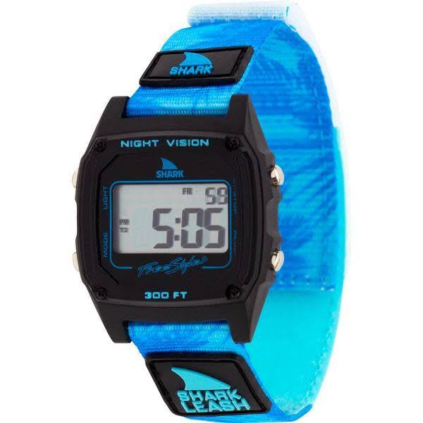 Freestyle Shark Classic Leash Aloha Blue Palms Watch