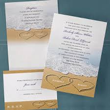 Simple Beach Wedding Invites Selection On Modern Invitations Cards Ideas 51 With