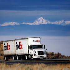 100 Fedex Truck FedEx Agrees To Pay Drivers 240 Million For Misclassifying Them As