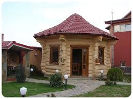 chalet en rondin en kit maison bois en kit roumanie chalet maison bois madriers massif mm