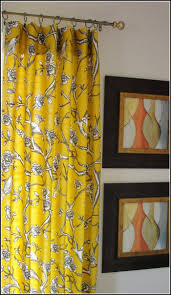 Yellow White And Gray Curtains by Gray And White Curtains Target Curtains Home Design Ideas