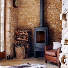 Definitely Coming Round To The Idea Of A Small Wood Burner For Shed Garden