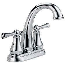 Delta Lewiston Pull Out Kitchen Faucet by 25901lf Two Handle Centerset Lavatory Faucet