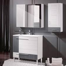 costway spiegelschrank badezimmer badezimmerspiegel mit verstellbaren ablagen badezimmerspiegelschrank weiß wandschrank mit spiegel hängeschrank