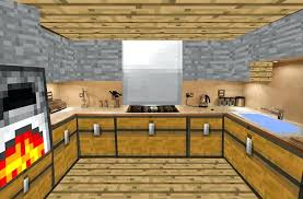 Great Cool Minecraft Kitchens Home Design Ideas Modern House