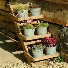 Small Balcony Garden Buckets