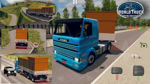 World Truck Driving Simulator - GamePlay #1 (Scania 2 Series 113/142 ... Big Truck Hero Driver Unity Connect Euro Simulator 2 L World Of Trucks Event Timelapse Rostock Baixar E Instalar As Skins Do Driving Area Simulatorlivery Pertamina Youtube Owldeurotrucksimulator2 We Play Games Intertional Wiki Fandom Powered By Wikia Of The Game Map Game Nyimen Euro Truck Simulator Download Nyimen Newsletter 1 Scandinavia Android Gameplay Jurassic Combo Pack Ets2 Mods