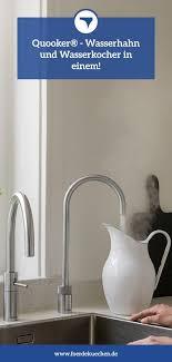 wasserkocher und wasserhahn in einem förde küchen informiert