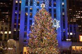Rockefeller Plaza Christmas Tree Lighting 2017 by Holidays In Nyc