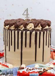 kinder bueno drip cake s patisserie