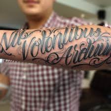 Forearm Half Sleeve Tattoo Designs For Men