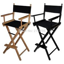 Lightweight Aluminum Directors Chair by Makeup Chair 28 Images Black Wooden Make Up Chair S104 With