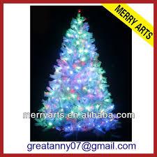 fiber optic christmas tree white rainforest islands ferry