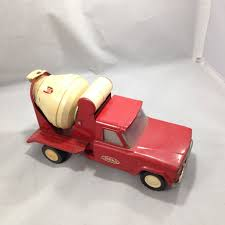 100 Pink Tonka Truck Vintage Jeep Cement Mixer Circa 1965 Smaller Version 9 Etsy