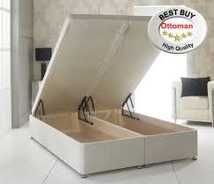 White King Headboard Ebay by Ottoman Divan Bed Ebay