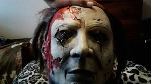 Halloween 8 Resurrection Mask by Rob Zombie Halloween 2 Michael Myers Mask Review Youtube