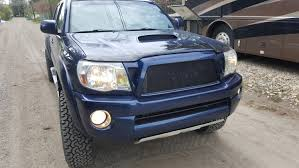 100 Indego Pearl 200511 Toyota Tacoma Mesh Grill Builder By Customcargrills