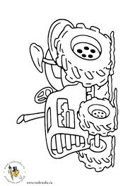 √ 91 Dessins De Coloriage Tracteur Tom Imprimer Imprimer