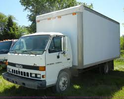 1987 Isuzu NPR Box Truck | Item K9761 | SOLD! May 22 Truck A...