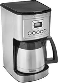 Cuisinart DCC 3400 12 Cup Programmable Thermal Coffeemaker Stainless Steel