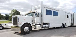 100 Peterbilt Trucks For Sale On Ebay 2016 Showhauler 45 3Slides MotorhomeToterhome Chassis