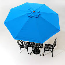 Patio Umbrella Replacement Canopy Top Cover Fit 13